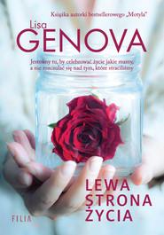 okładka Lewa strona życia, Ebook   Lisa Genova