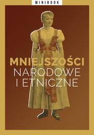 okładka Mniejszości narodowe i etniczne (minibook), Ebook   autor zbiorowy