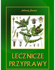 okładka Lecznicze przyprawy, Ebook   Andrzej  Sarwa