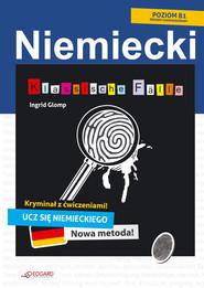 okładka Klassische falle. Niemiecki kryminał z ćwiczeniami, Ebook | Ingrid  Glomp