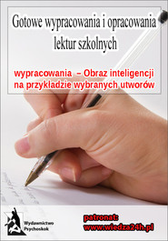 okładka Wypracowania – Obraz inteligencji, Ebook | Praca Zbiorowa
