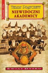 okładka Niewidoczni Akademicy, Ebook | Terry Pratchett