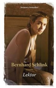 okładka Lektor, Ebook | Bernhard Schlink