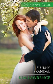 okładka Ślubny skandal, Ebook | Kim Lawrence