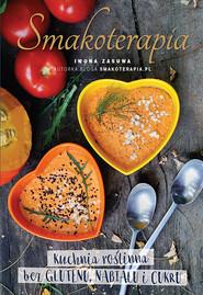 okładka Smakoterapia, Ebook | Zasuwa Iwona