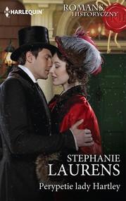 okładka Perypetie lady Hartley, Ebook | Stephanie  Laurens