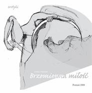okładka Brzemienna miłość. Erotyki, Ebook | Iwona  Wierzba
