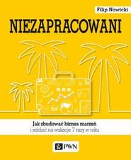 okładka Niezapracowani, Ebook   Filip  Nowicki