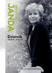 okładka Dziennik 2000-2002, Ebook   Krystyna Janda