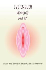 okładka Monologi waginy, Ebook   Eve Ensler
