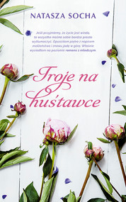okładka Troje na huśtawce, Ebook | Natasza  Socha