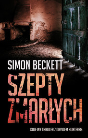 okładka David Hunter (#3). Szepty zmarłych, Ebook | Simon Beckett