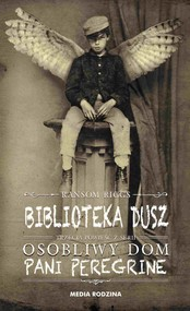 okładka Biblioteka dusz, Ebook | Ransom Riggs