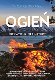 okładka Ogień, Ebook | Thomas Svardal