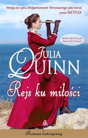 okładka Rejs ku miłości, Ebook | Julia Quinn