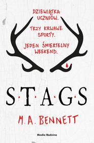 okładka STAGS, Ebook   M.A. Bennett