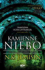 okładka Pęknięta Ziemia. Tom 3. Kamienne niebo, Ebook | N.K. Jemisin