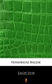 okładka Jaszczur, Ebook | Honoriusz Balzak