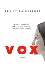 okładka Vox, Ebook | Christina Dalcher