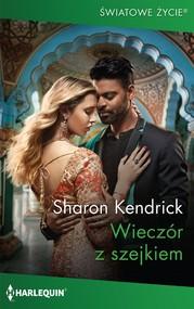 okładka Wieczór z szejkiem, Ebook | Sharon Kendrick