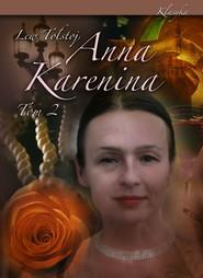 okładka Anna Karenina. Tom II, Ebook   Lew Tołstoj