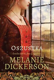 okładka Oszustka. , Ebook   Melanie Dickerson