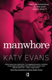 okładka Manwhore, Ebook | Katy Evans