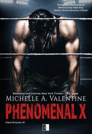 okładka Phenomenal X. , Ebook | Michelle A.  Valentine