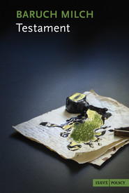 okładka Testament, Ebook | Baruch Milch