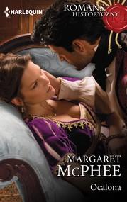 okładka Ocalona, Ebook | Margaret McPhee