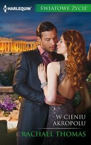 okładka W cieniu Akropolu, Ebook | Rachael Thomas