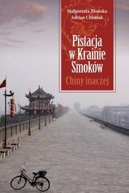 okładka Pistacja w Krainie Smoków, Ebook | Adrian  Chimiak, Małgorzata  Błońska