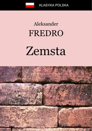okładka Zemsta, Ebook | Aleksander Fredro