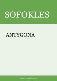 okładka Antygona, Ebook | Sofokles Sofokles