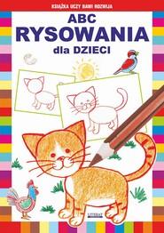 okładka ABC rysowania dla dzieci, Ebook | Krystian  Pruchnicki, Mateusz  Jagielski