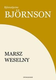 okładka Marsz weselny, Ebook | Björnstjerne Björnson