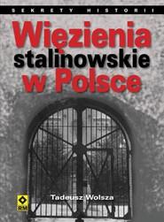 okładka Więzienia stalinowskie w Polsce. System, codzienność, represje, Ebook | Tadeusz Wolsza
