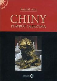 okładka Chiny. Powrót olbrzyma, Ebook   Konrad  Seitz