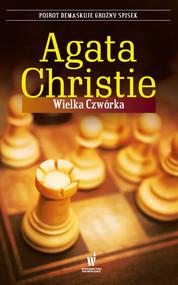 okładka Wielka Czwórka, Ebook | Agata Christie