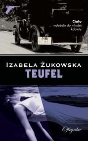 okładka Teufel, Ebook | Izabela  Żukowska