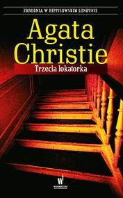okładka Trzecia lokatorka, Ebook | Agata Christie