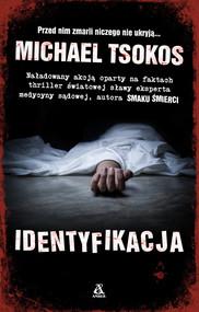 okładka Identyfikacja, Ebook   Michael Tsokos