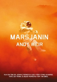 okładka Marsjanin, Ebook | Andy  Weir