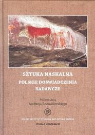 okładka Sztuka naskalna, Ebook | Andrzej  Rozwadowski