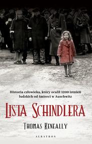 okładka LISTA SCHINDLERA, Ebook | Keneally Thomas