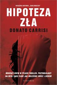 okładka HIPOTEZA ZŁA, Ebook   Donato Carrisi