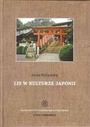 okładka Lis w kulturze Japonii, Ebook | Anna  Korpalska