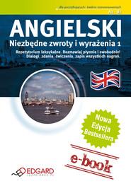 okładka Angielski - Niezbędne zwroty i wyrażenia, Ebook | autor zbiorowy