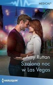 okładka Szalona noc w Las Vegas, Ebook | Amy Ruttan