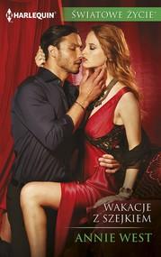 okładka Wakacje z szejkiem, Ebook | Annie West
